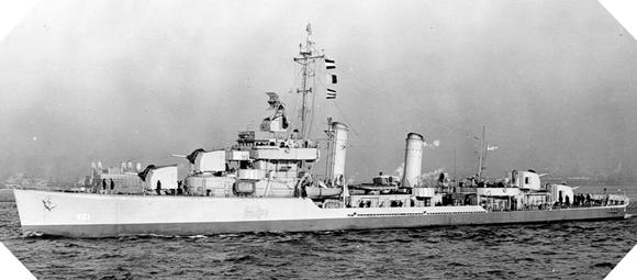 Image : USS Jeffers