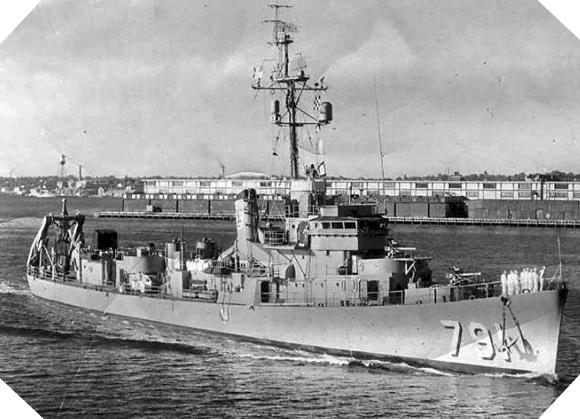 Image : USS Maloy