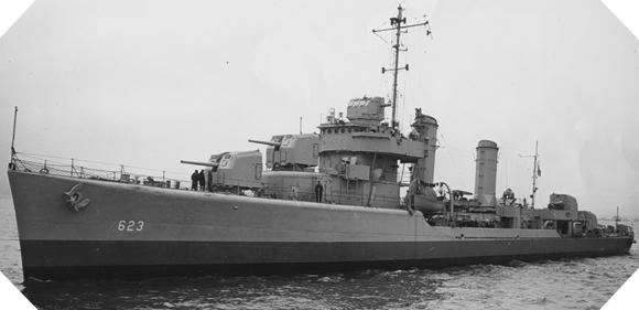 Image : USS Nelson
