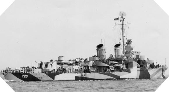 Image : USS O'Brien