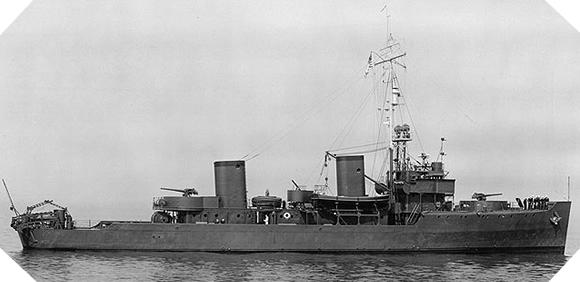 Image : USS Osprey