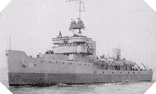 Image : USS Pheasant