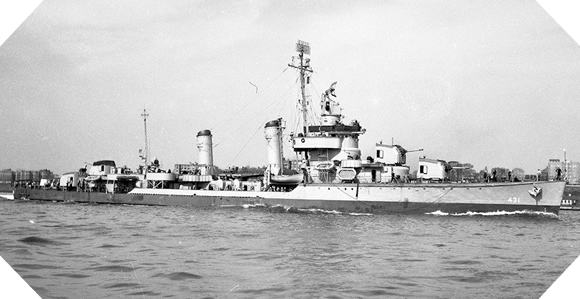 Image : USS Plunkett