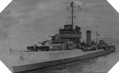 Image : USS Satterlee