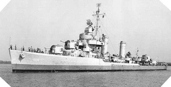 Image : USS Shubrick