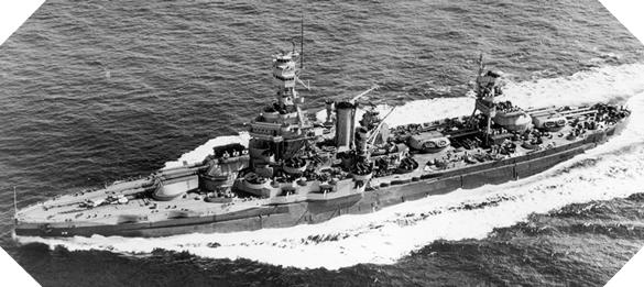 Image : USS Texas