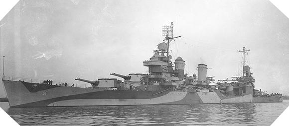 Image : USS Tuscaloosa