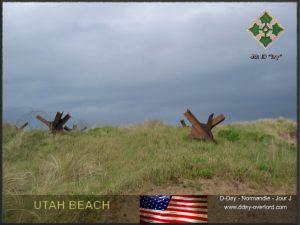 Fond d'écran Utah Beach