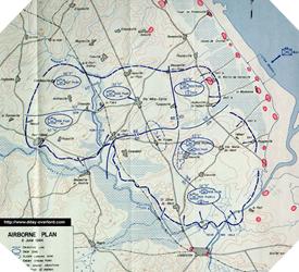 Image : Plan de l'opération Detroit
