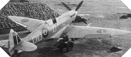 Image : Vickers Supermarine Spitfire Mk IX