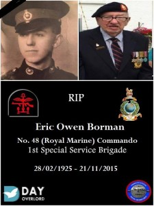 Eric Owen Borman