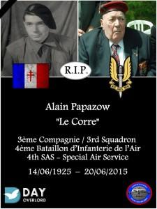 Alain Papazow dit Le Corre