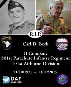 Carl D. Beck