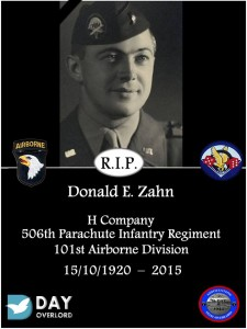 Donald E. Zahn