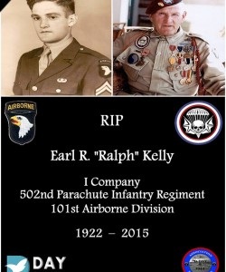 Earl R. Ralph Kelly