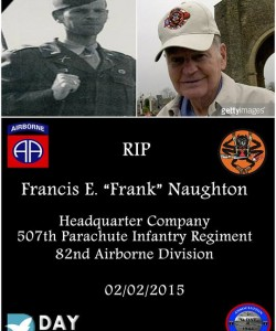 Francis Frank Naughton