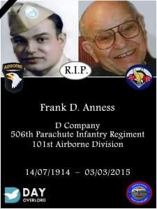 Frank D. Anness