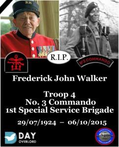 Frederick Fred John Walker