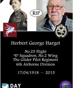 Herbert George Harget