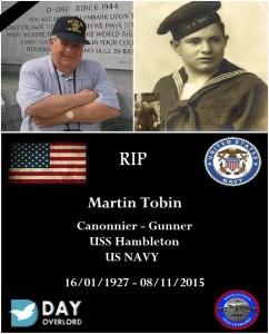 Martin Tobin