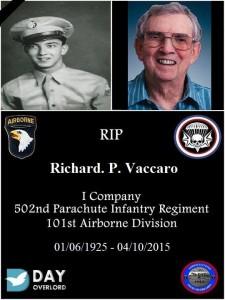 Richard P. Dick Vaccaro