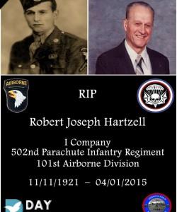 Robert Bob Joseph Hartzell