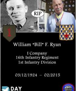 William Bill F. Ryan