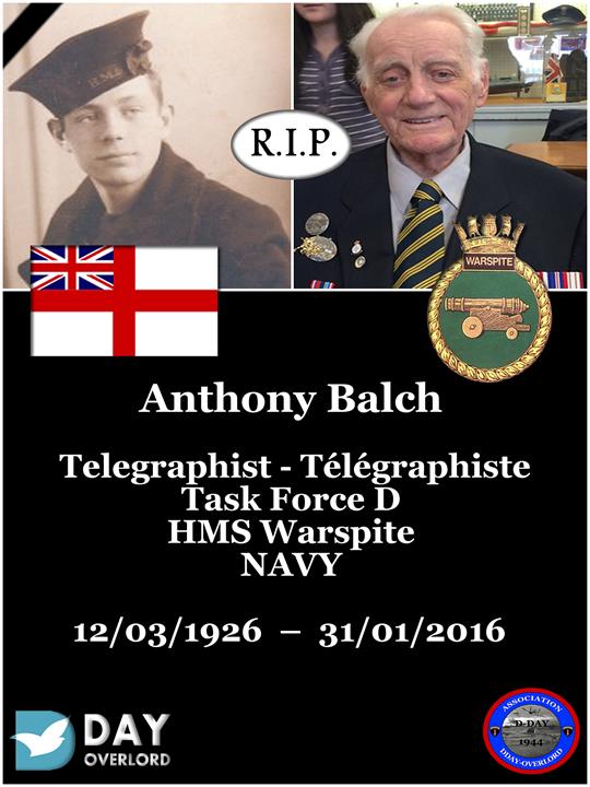Anthony Balch