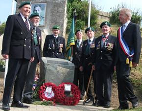 Lien : Cérémonies du souvenir du débarquement et de la bataille de Normandie