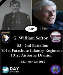 G. William Sefton