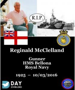 Reginal McClelland