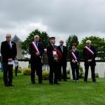 Ranville - Commémorations 2016