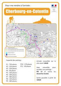 Comment se rendre à Cherbourg pour l'arrivée de la 2ème étape du Tour de France 2016