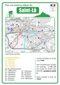 Comment se rendre à Saint-Lô pour l'arrivée de la 2ème étape du Tour de France 2016