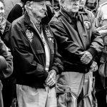 Cérémonie Leadership Monument - 2016 - Utah Beach