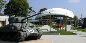 Musée Airborne - Sainte-Mère-Eglise