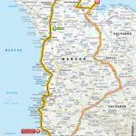 Tour de France 2016 - Etape 1 entre le Mont Saint-Michel et Utah Beach en Normandie