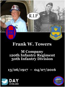 Frank W. Towers