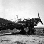 Junkers Ju 87 - Stuka Geschwader 77