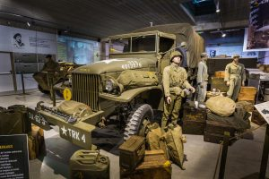 Photo du Normandy Tank Museum