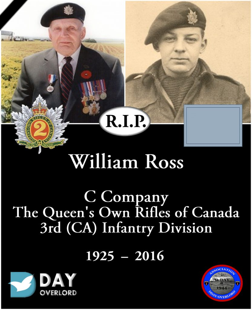 William Ross - 1925-2016