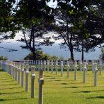 Le cimetière militaire américain de Colleville-sur-Mer est en 2015 le 8ème site culturel le plus visité en France