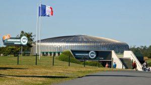Cinéma circulaire Arromanches 360°
