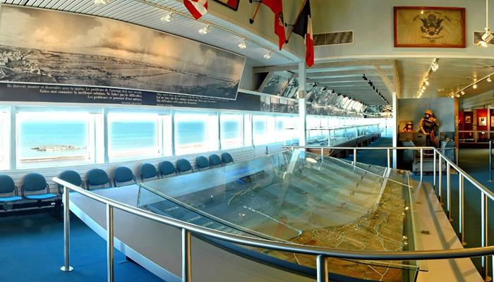 Musée du débarquement - Arromanches-les-Bains