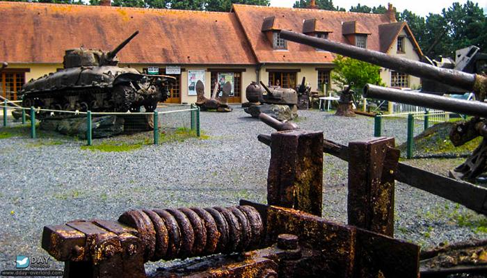 Musée des épaves sous-marines du débarquement - Commes