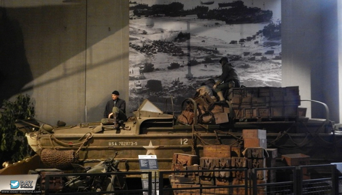 Overlord Museum - Colleville-sur-Mer