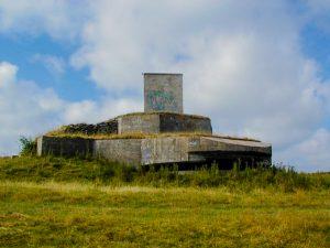 Batterie York de Querqueville - Normandie