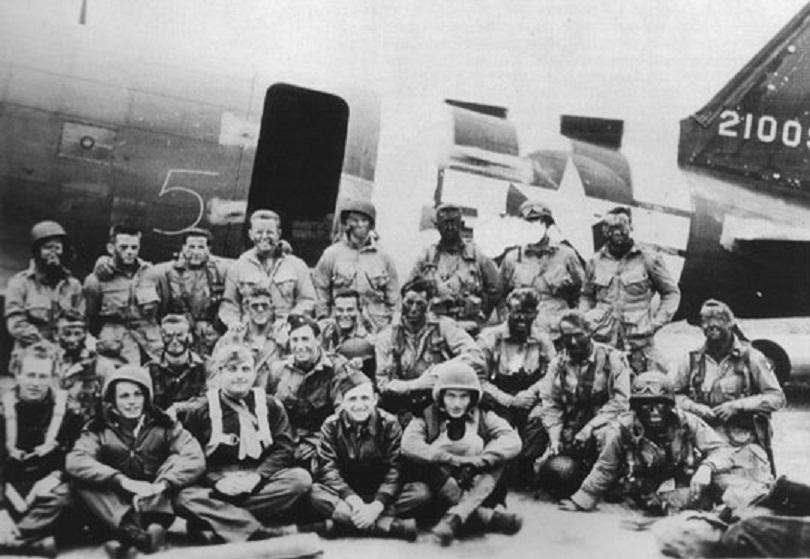 Stick 1 - 506th PIR - Team C - Pathfinders of the 101st
