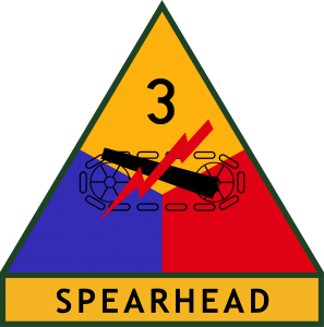 3rd (US) Armored Division