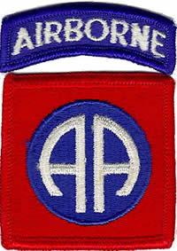 Image : 82ème division aéroportée